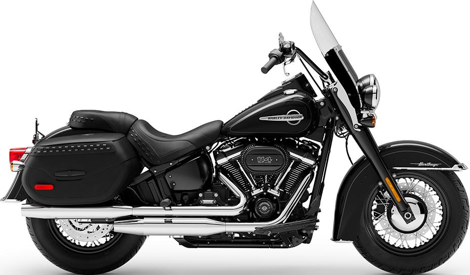 2020 Harley-Davidson Heritage Classic 114 [1]