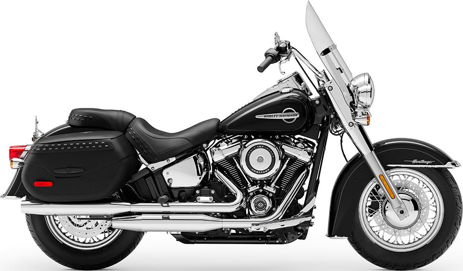 2020 Harley-Davidson Heritage Classic [0]