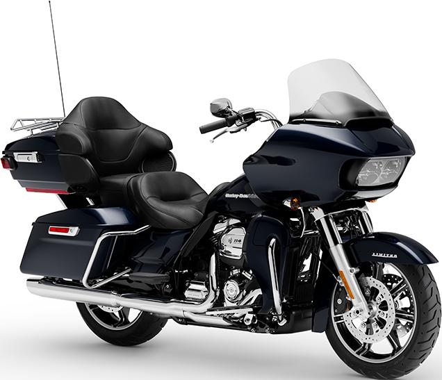 2020 Harley-Davidson Road Glide Limited [3]