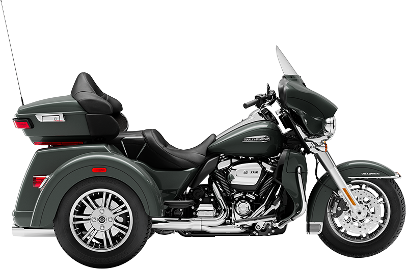2020 Harley-Davidson Tri Glide Ultra [7]