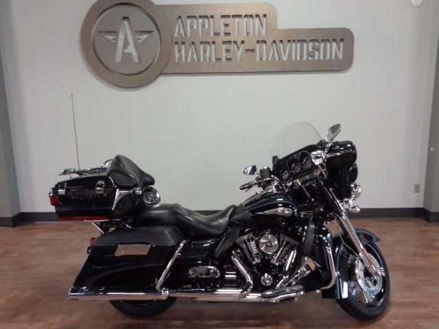 2013 Harley-Davidson CVO Ultra Classic Electra Glide Anniversary [0]