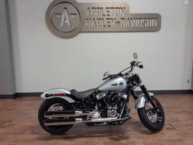 2020 Harley-Davidson Softail Slim [4]