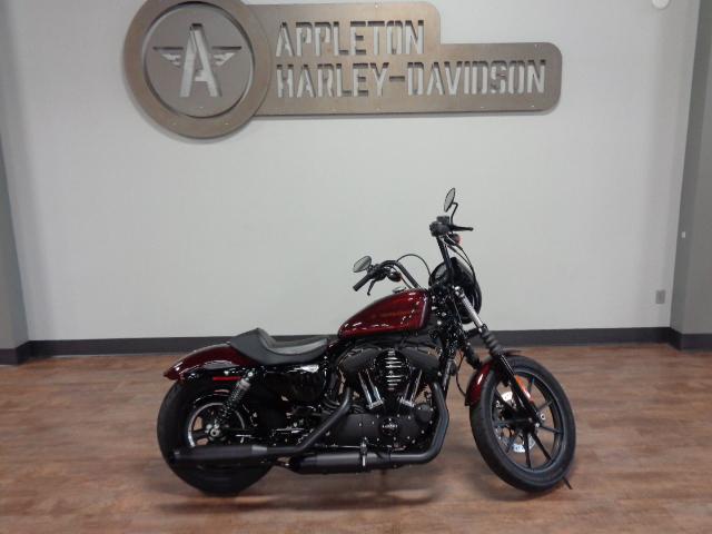 2019 Harley-Davidson Iron 1200 [18]
