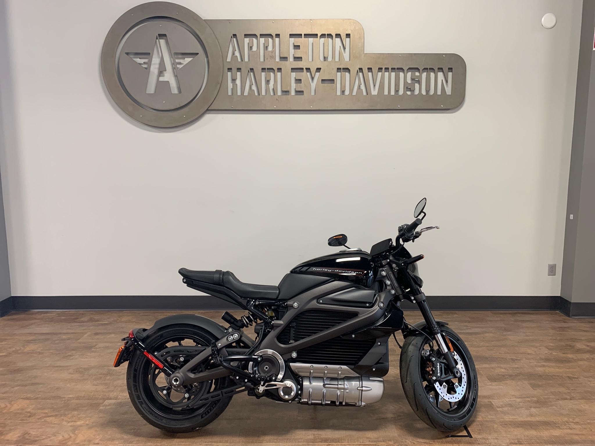 2020 Harley-Davidson Livewire [0]