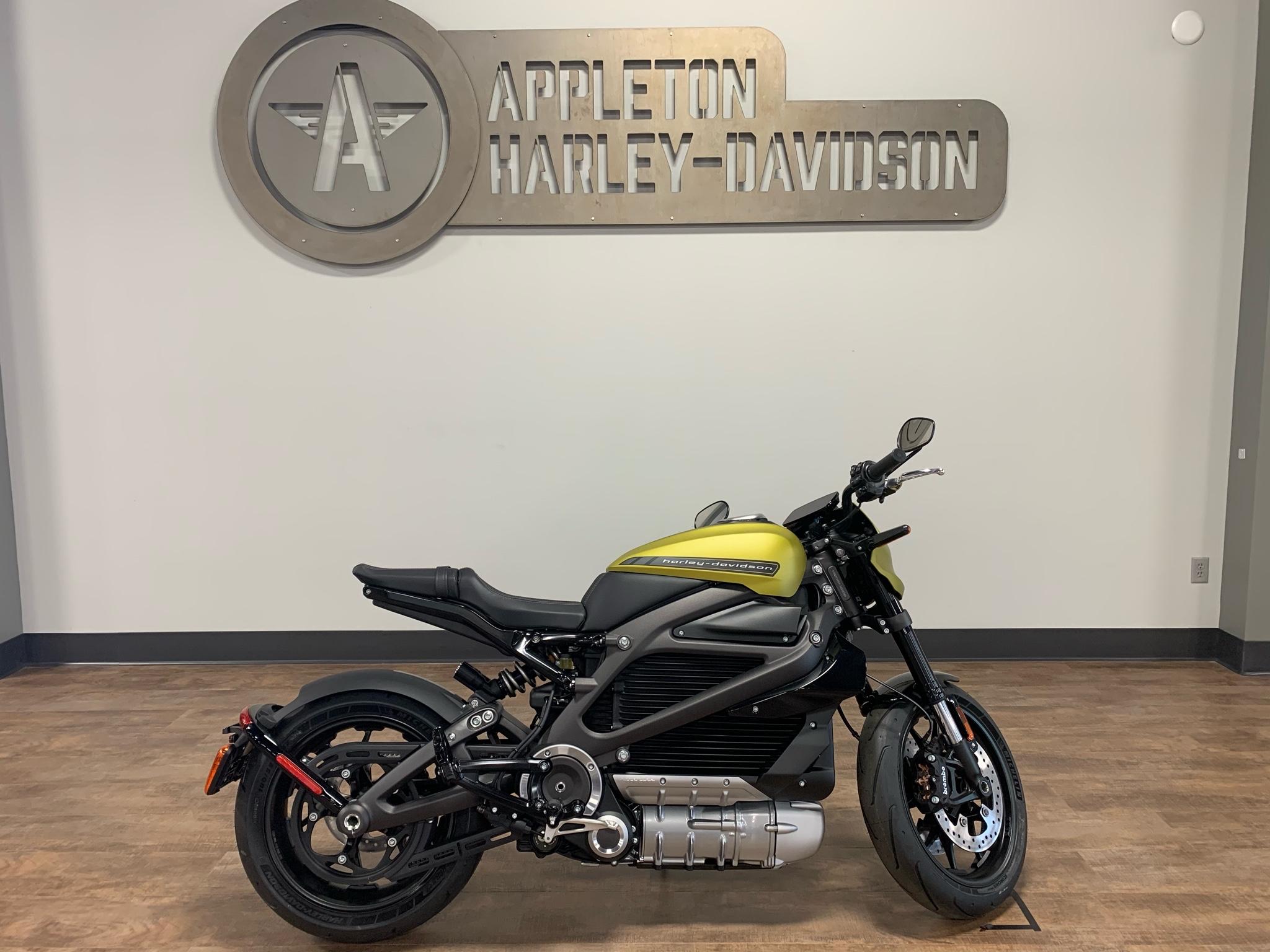 2020 Harley-Davidson Livewire [1]