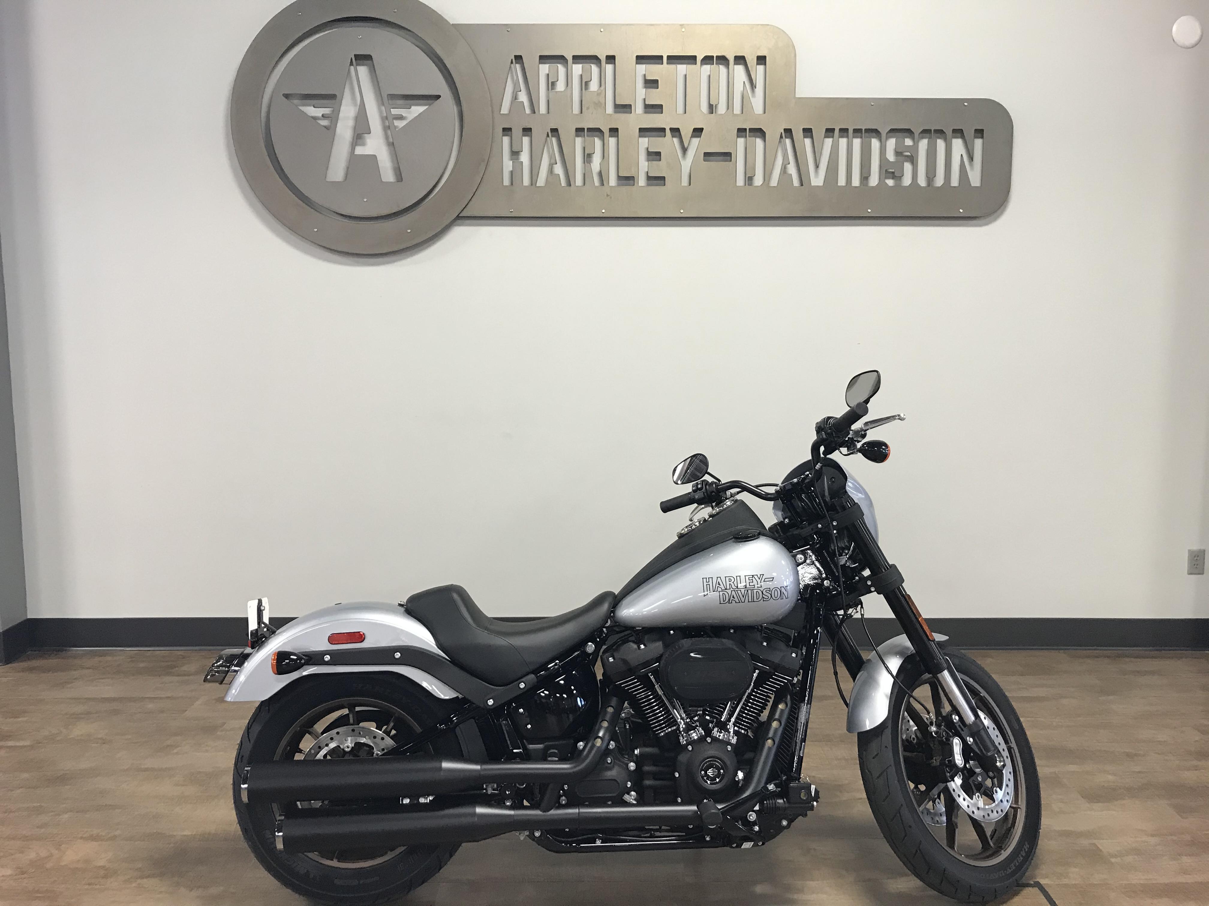 2020 Harley-Davidson Lowrider S [8]