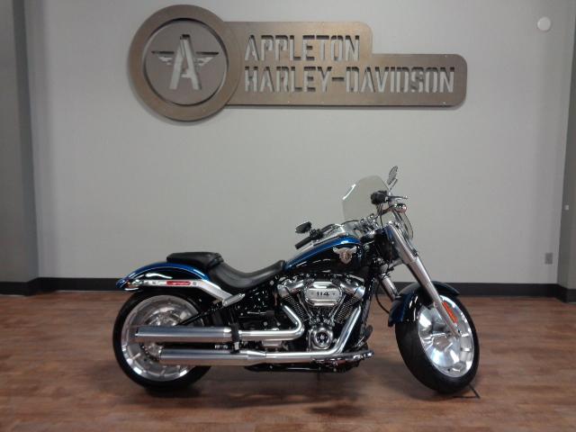 2018 Harley-Davidson Fat Boy 114 [10]
