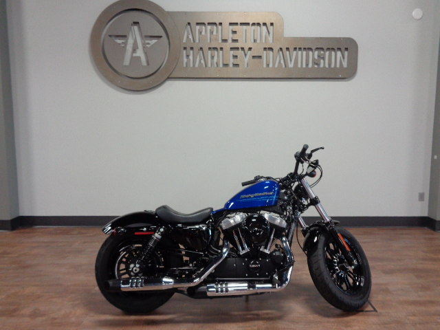 2019 Harley-Davidson Forty-Eight [1]