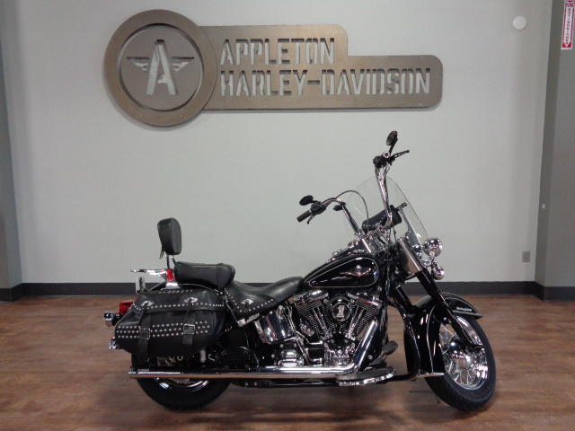 2013 Harley-Davidson Heritage Classic [1]