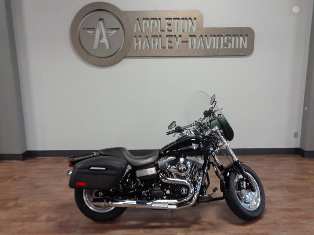 2009 Harley-Davidson Dyna Fat Bob [1]