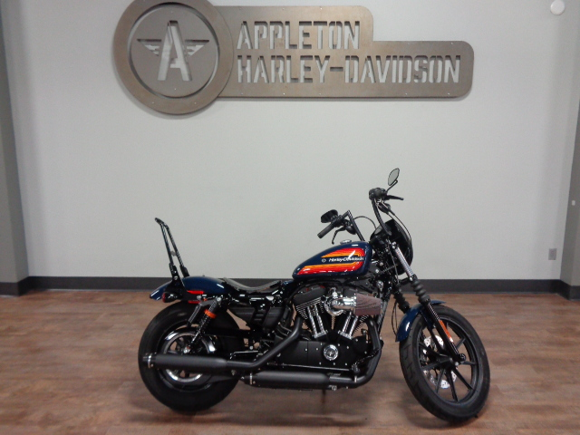 2020 Harley-Davidson Iron 1200 [1]
