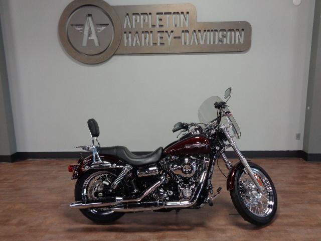 2011 Harley-Davidson Super Glide Custom [1]
