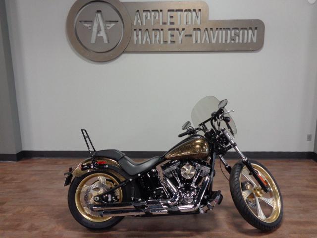 2013 Harley-Davidson Blackline [13]