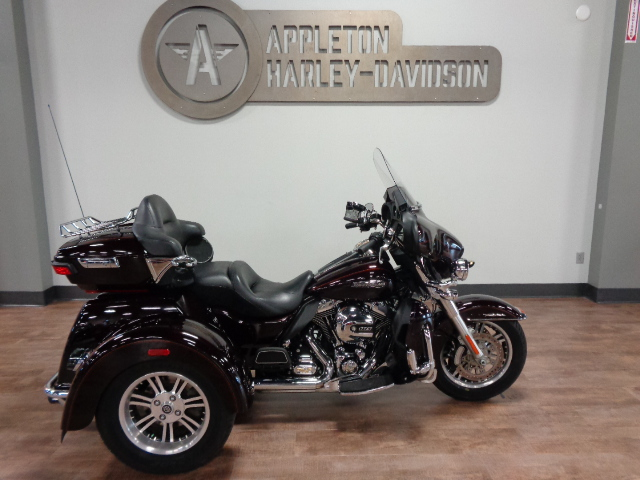 2014 Harley-Davidson Tri Glide Ultra [2]