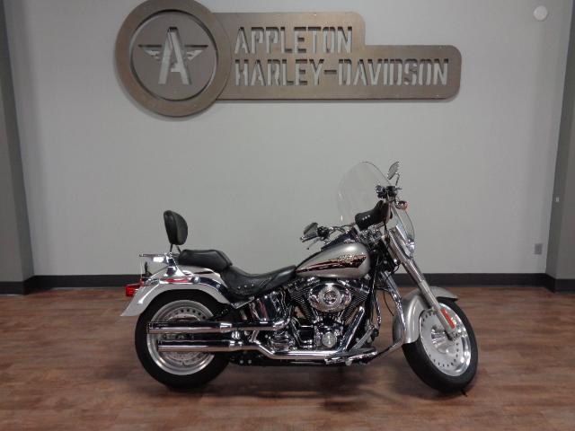 2009 Harley-Davidson Fat Boy [1]