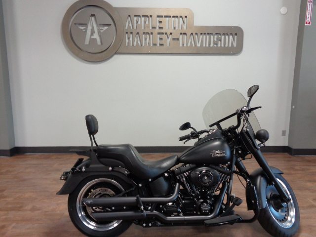 2013 Harley-Davidson Fat Boy [0]