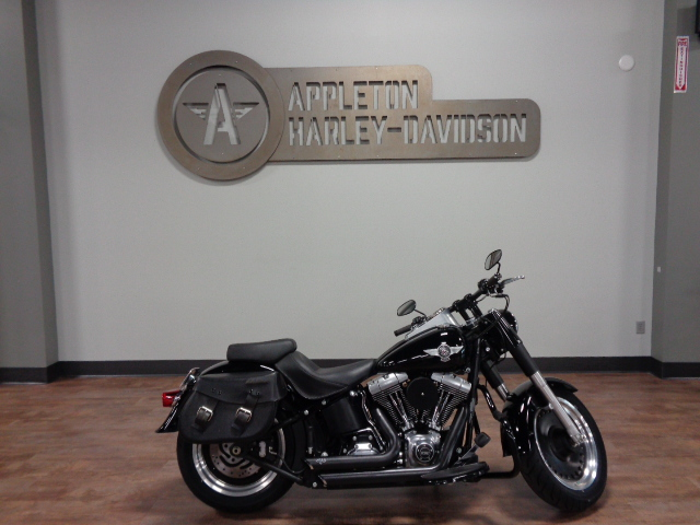 2012 Harley-Davidson Fat Boy [2]