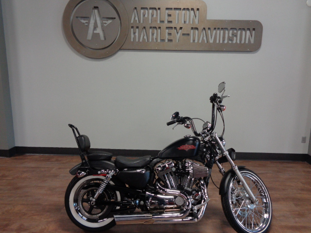 2012 Harley-Davidson Sportster Seventy-Two [0]