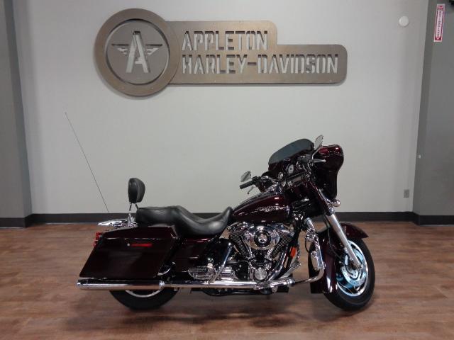 2006 Harley-Davidson Street Glide [1]