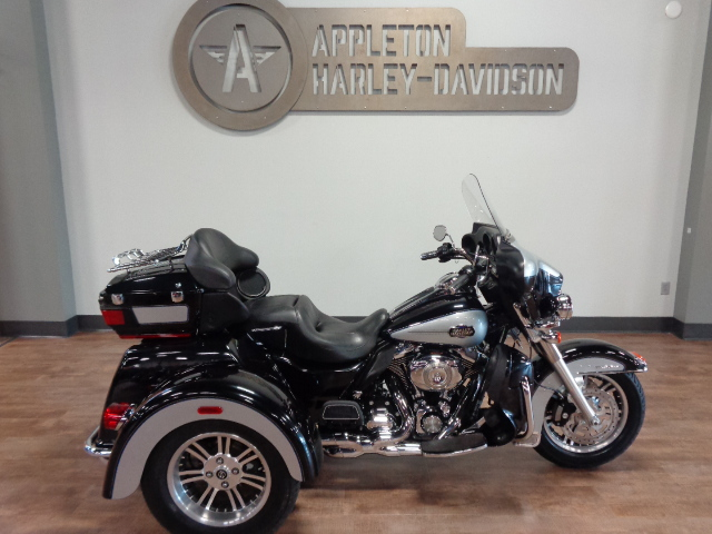 2013 Harley-Davidson Tri Glide Ultra [4]