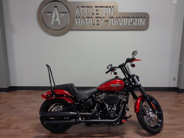 2019 Harley-Davidson Street Bob [2]