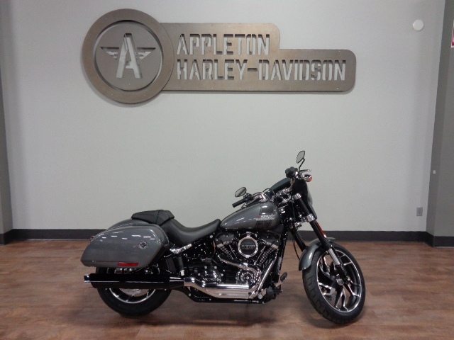 2021 Harley-Davidson Sport Glide [11]