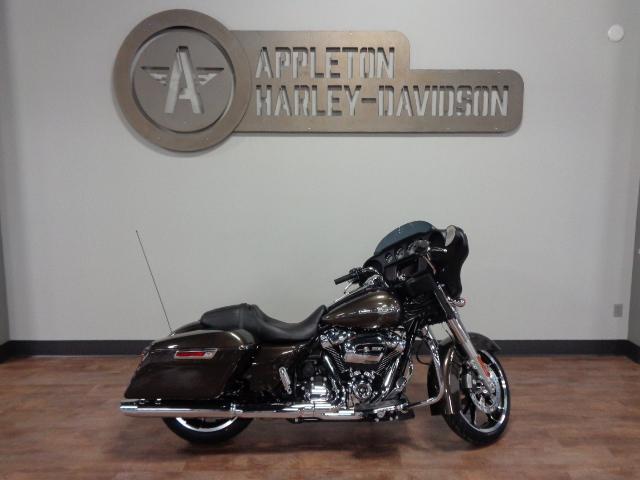2021 Harley-Davidson Street Glide [1]