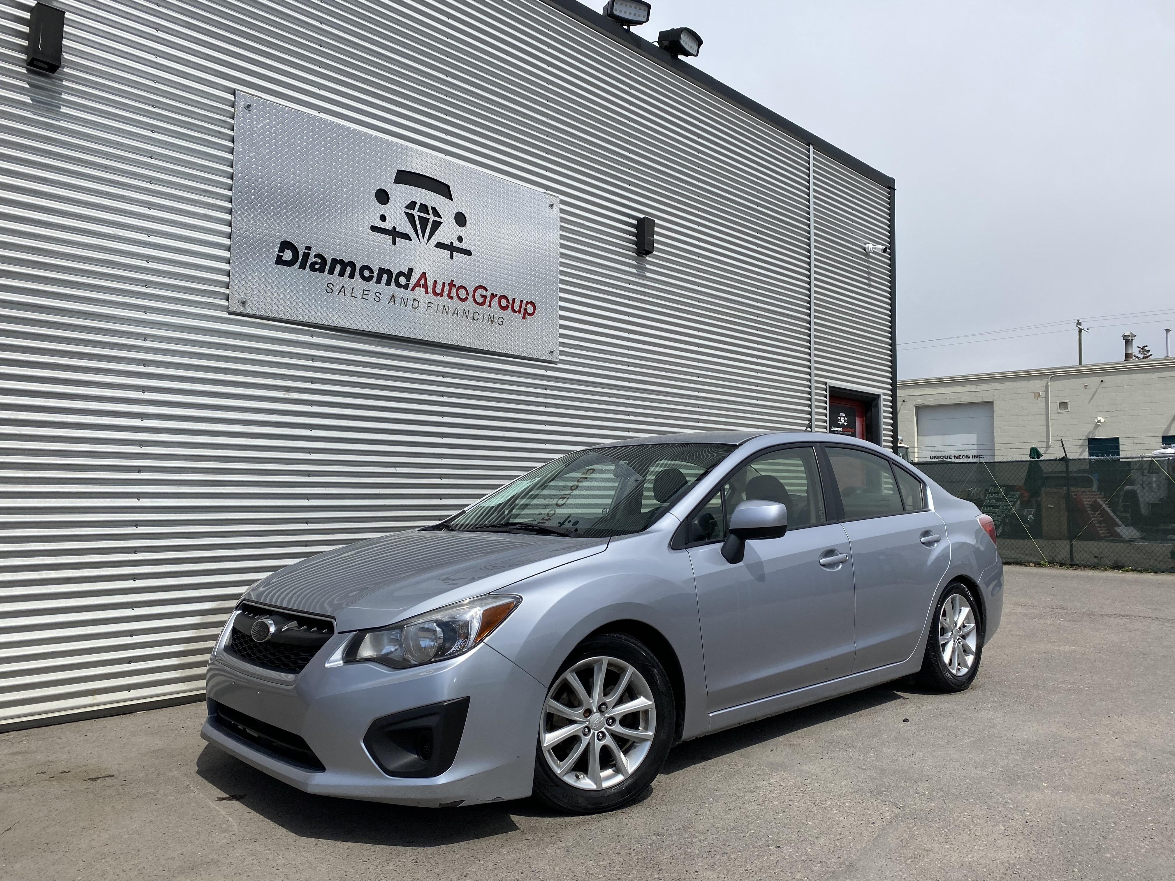 2013 Subaru Impreza [4]