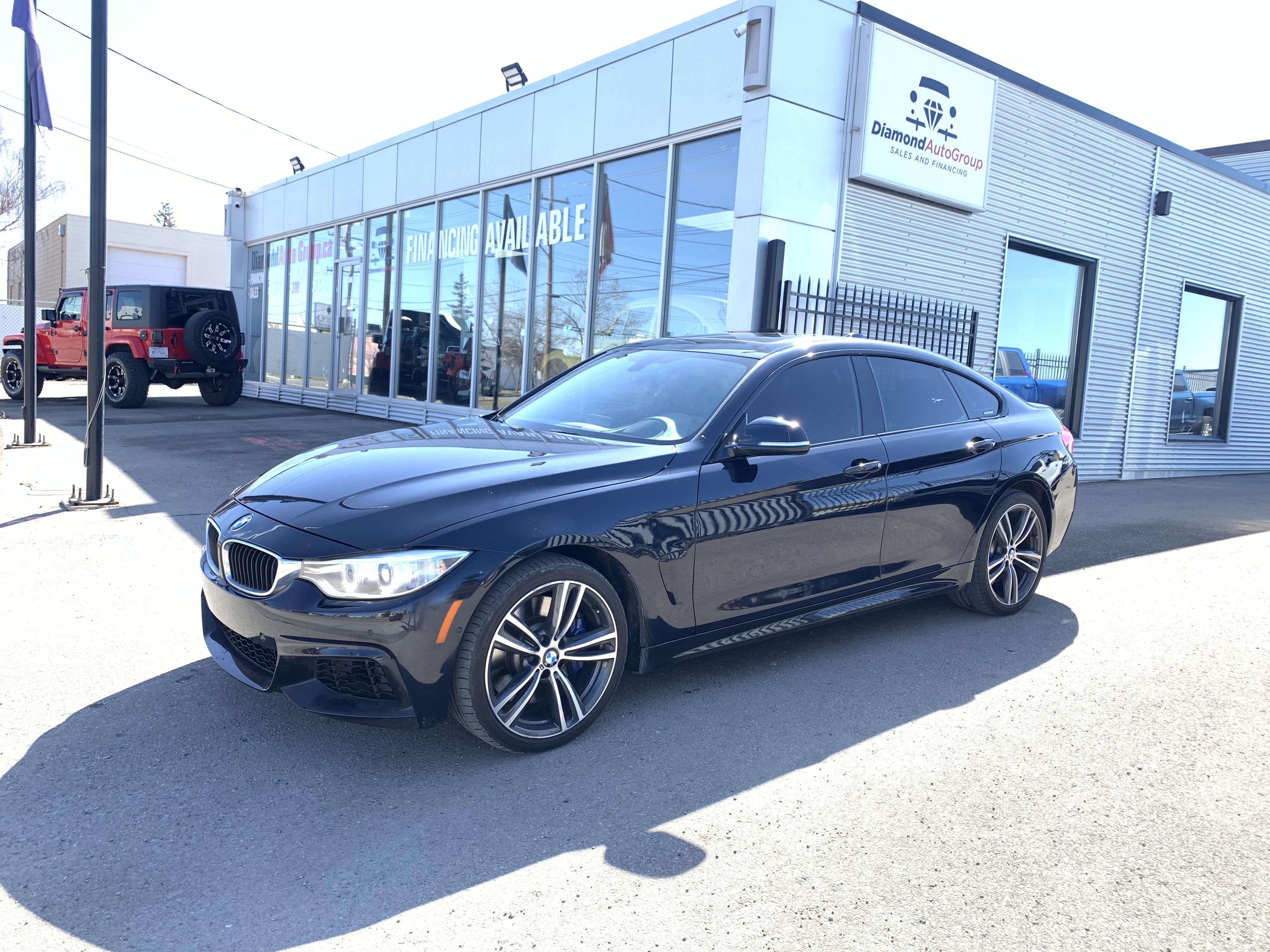 2016 BMW 435i xDrive  GranCoupe [1]