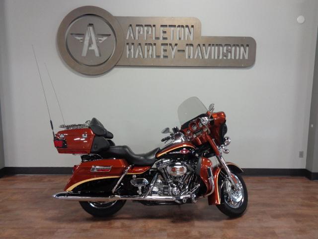 2008 Harley-Davidson CVO Electra Glide Ulta Classic [9]