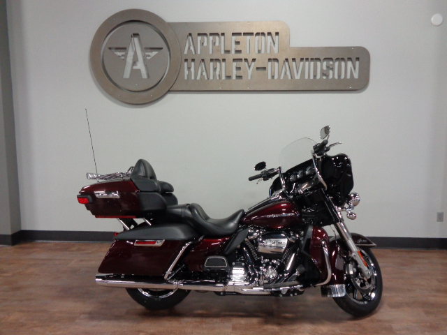2018 Harley-Davidson Ultra Limited [1]