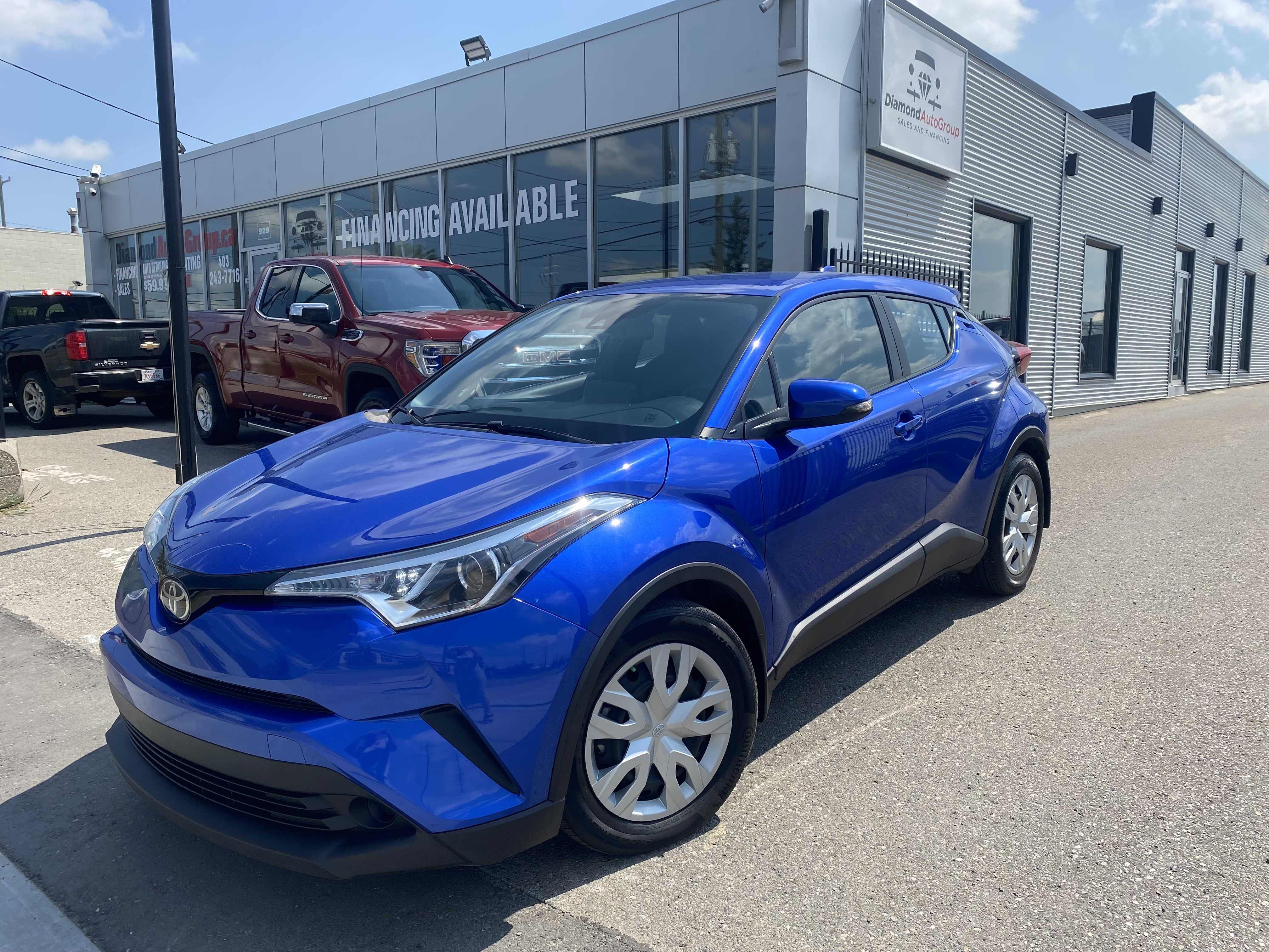 2019 Toyota C-HR [0]