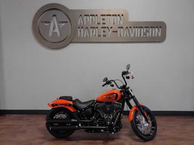 2021 Harley-Davidson Street Bob 114 [19]