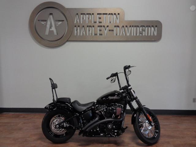2018 Harley-Davidson Street Bob [10]