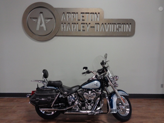2002 Harley-Davidson Heritage Classic [14]