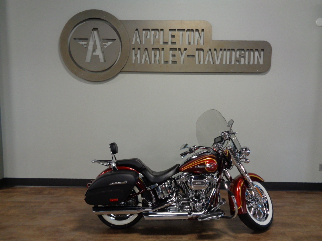 2014 Harley-Davidson CVO Deluxe [11]