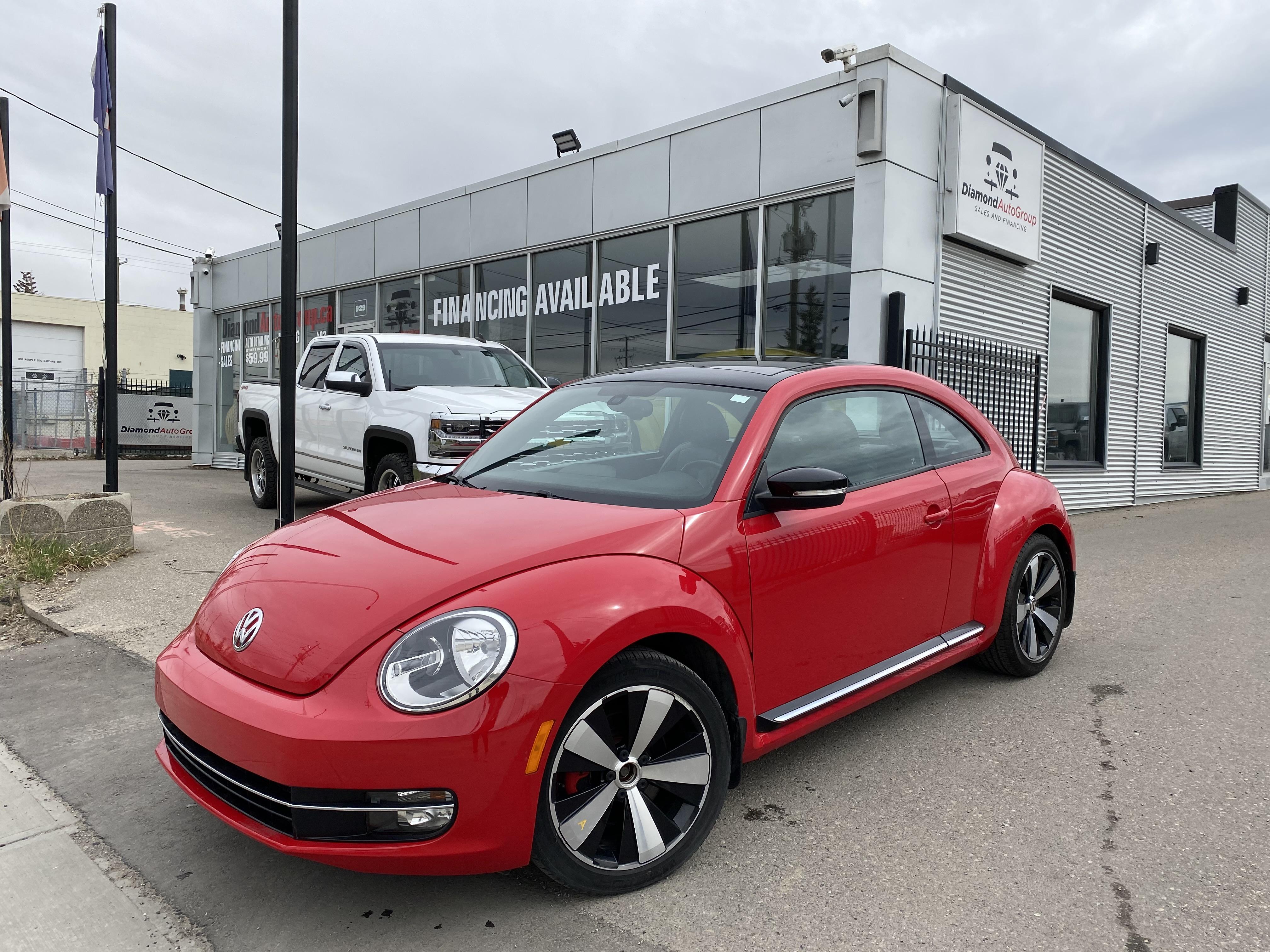 2014 Volkswagen Beetle Coupe [0]