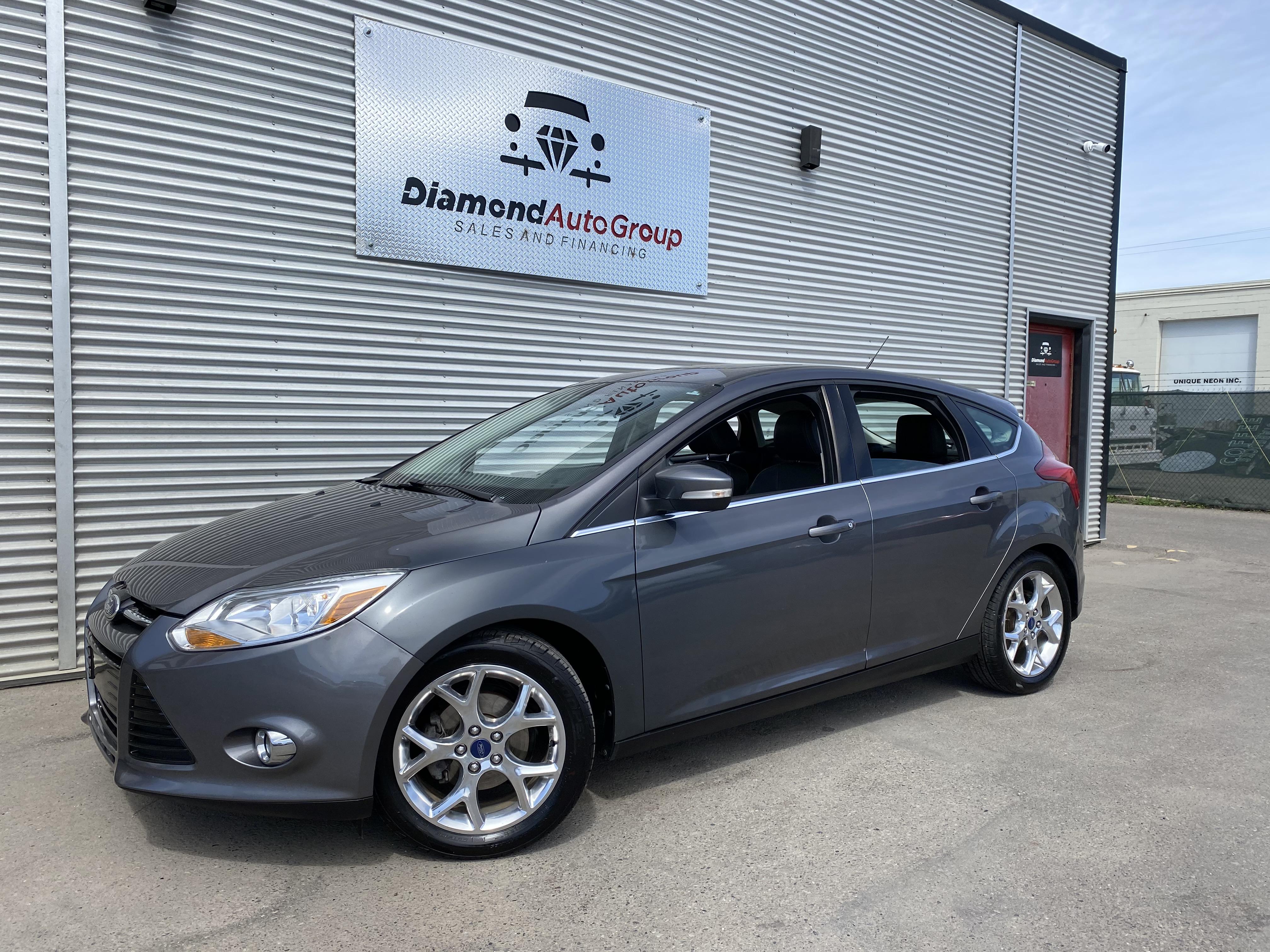 2012 Ford Focus [1]