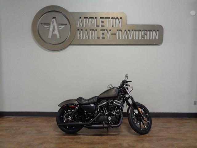 2021 Harley-Davidson Iron 883 [1]