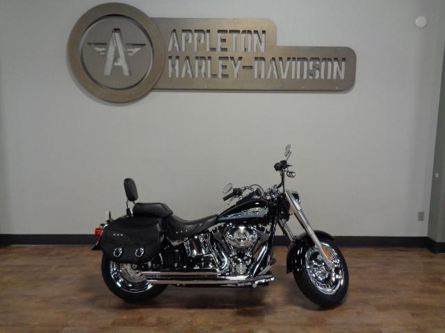 2009 Harley-Davidson Fat Boy [14]