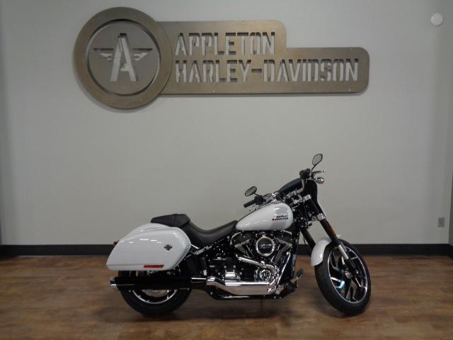 2021 Harley-Davidson Sport Glide [1]