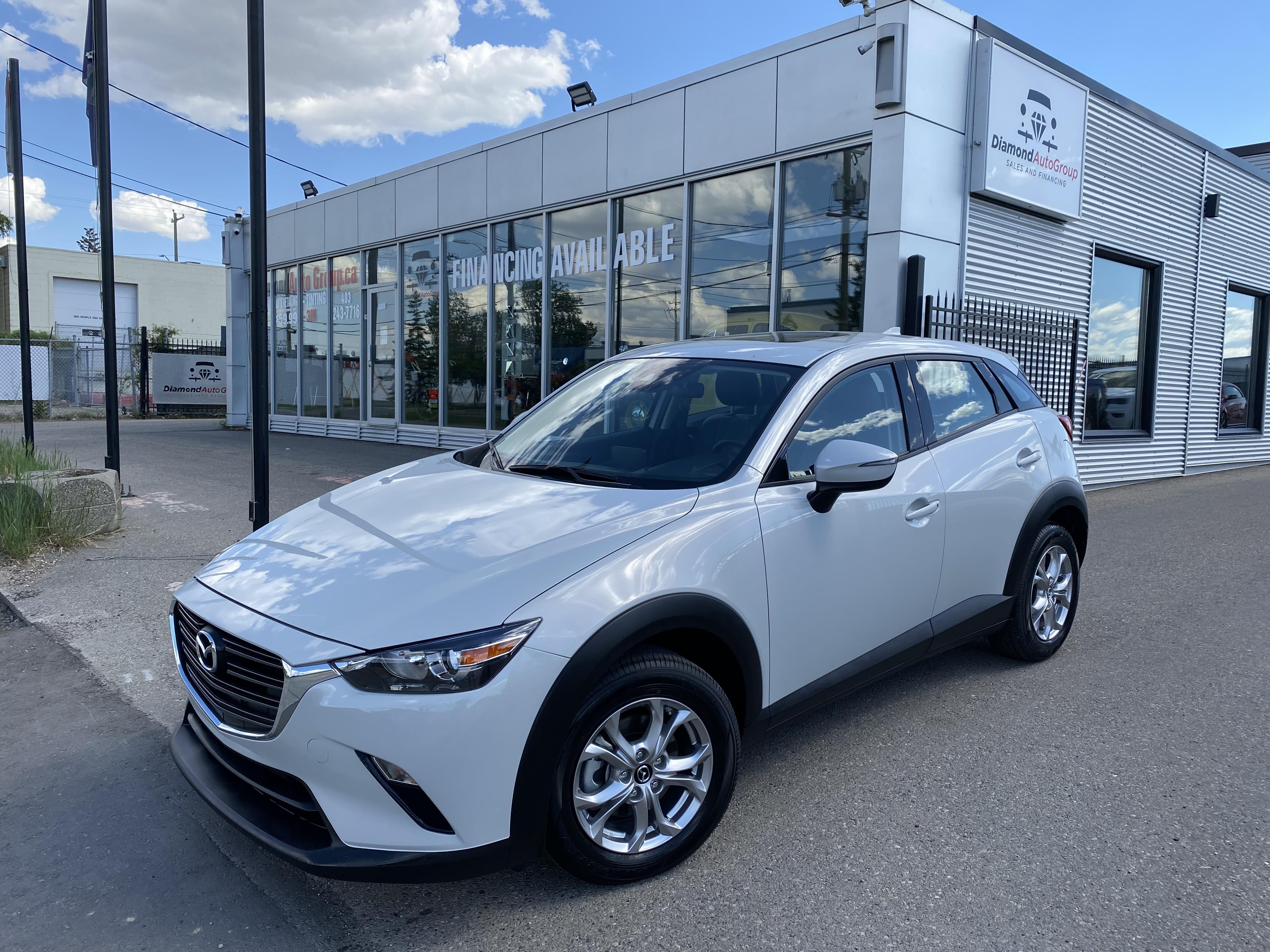 2020 Mazda CX-3 [1]
