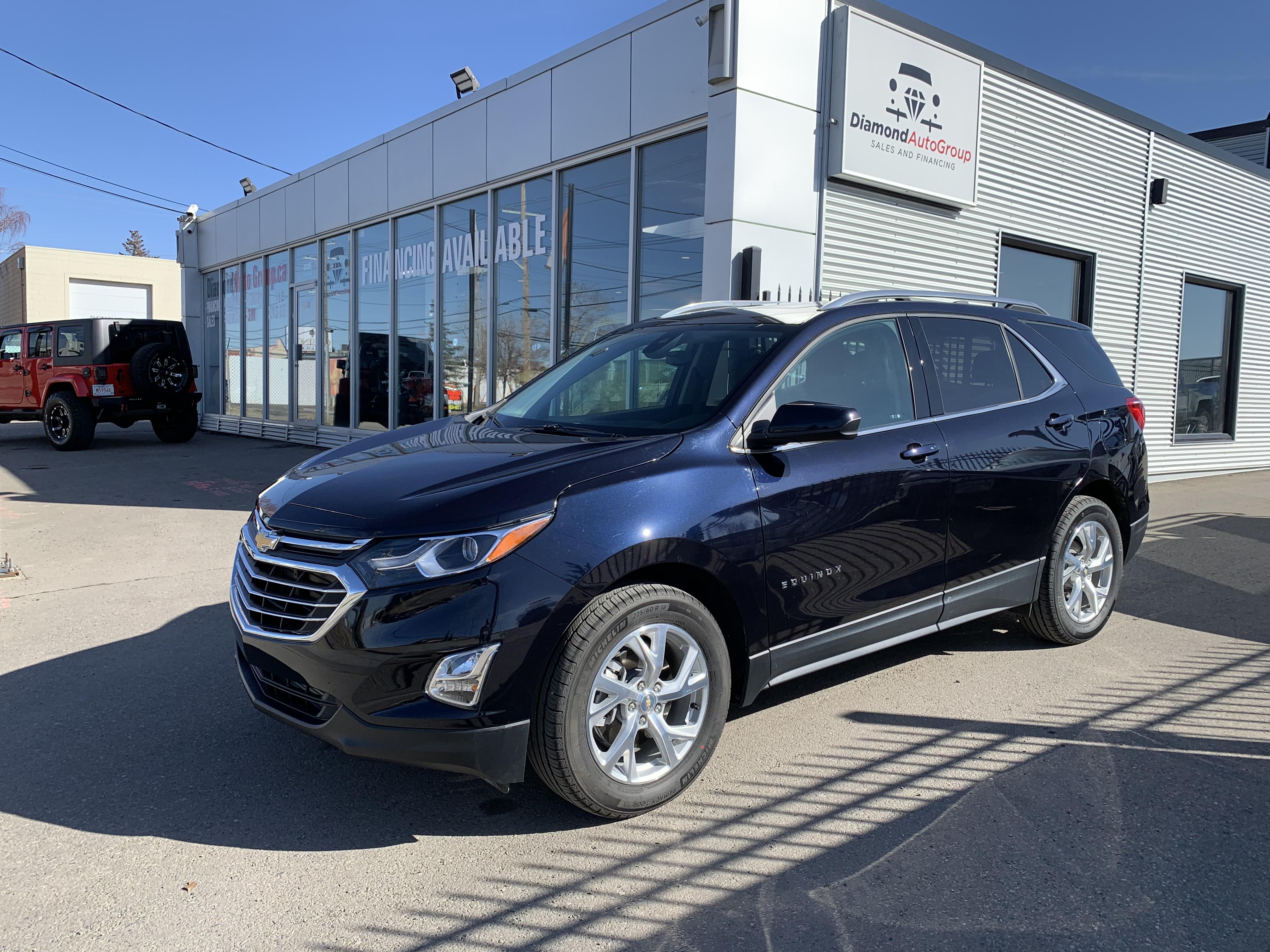 2020 Chevrolet Equinox LT 2.0 AWD [1]
