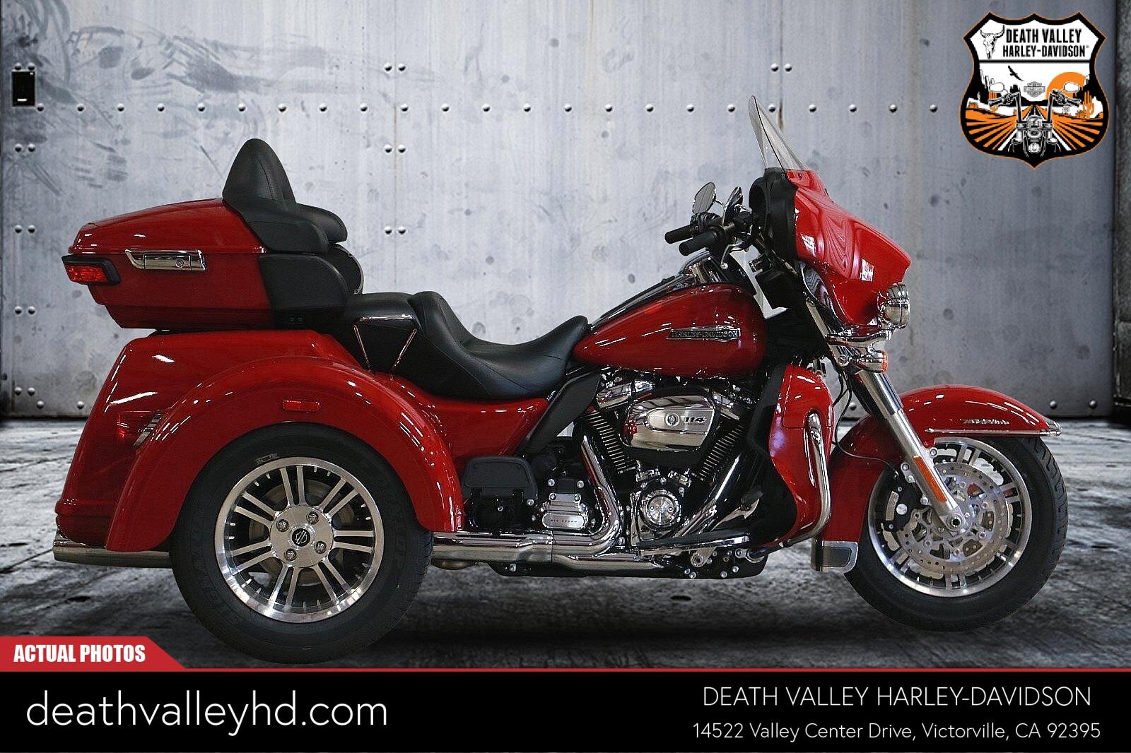 2021 Harley-Davidson Tri-Glide [17]