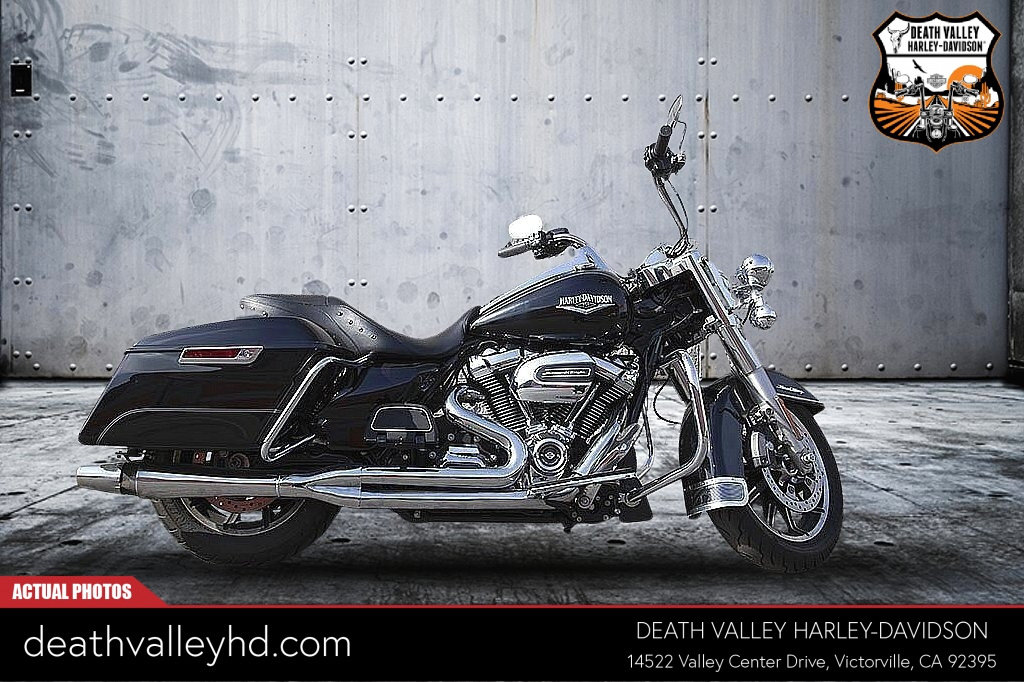 2017 Harley-Davidson Road King [10]