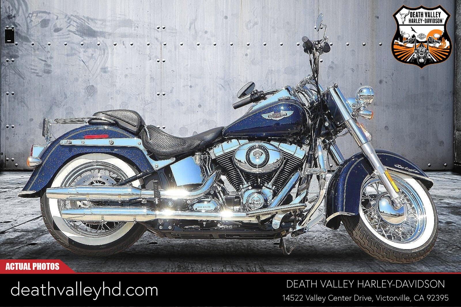 2014 Harley-Davidson Softail Delux [15]