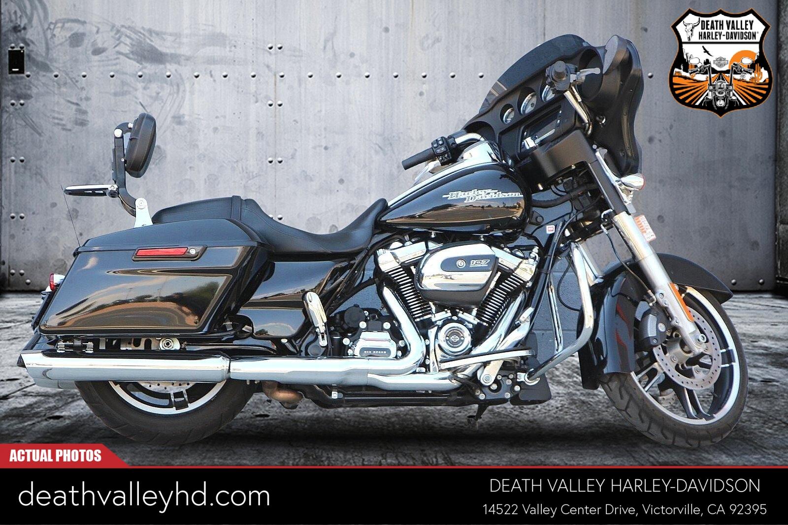 2018 Harley-Davidson Street Glide [13]