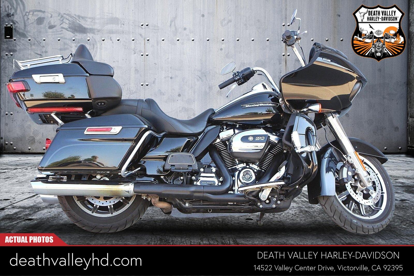 2019 Harley-Davidson FLTRU [0]