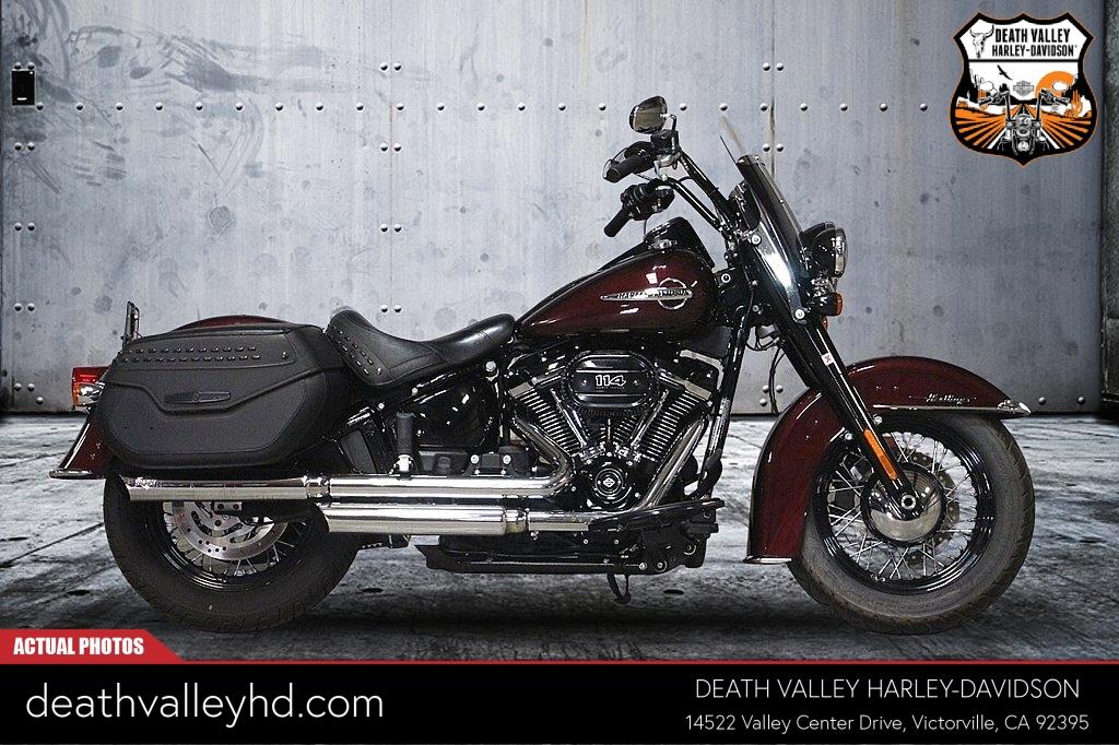 2018 Harley-Davidson FLHCS [93]
