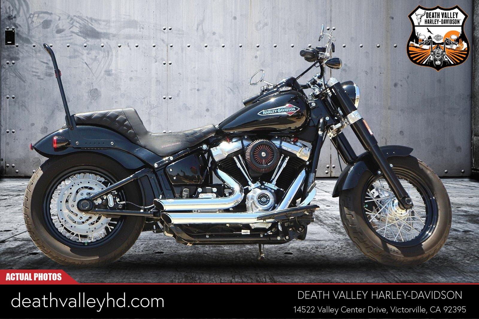 2019 Harley-Davidson Slim [4]